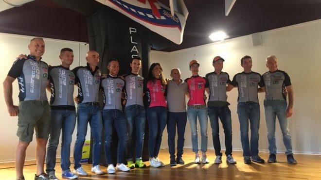 Premiazioni Euganea Bike a Torreglia 07-09-2019