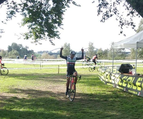 Cx Longano 1°prova giro del Veneto 28-09-2019
